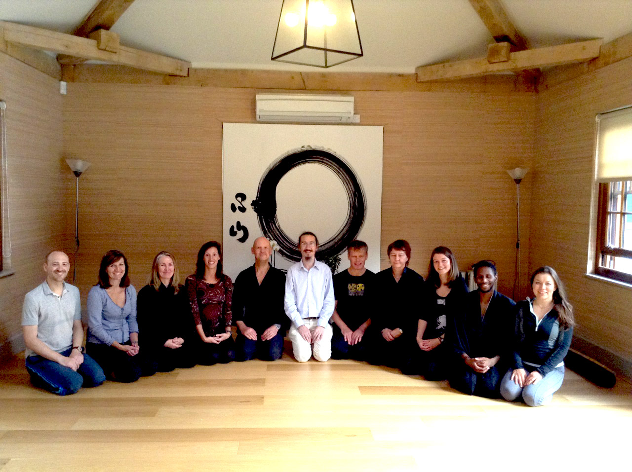 Relational mindfulness and shakuhachi workshop with Justin Senryu